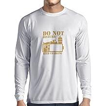 N4222L Camiseta de manga larga Beer Charging