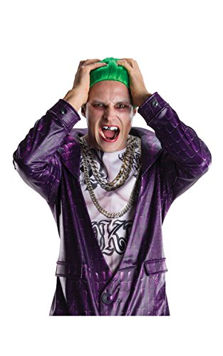 Rubie's Official DC Suicide Squad Joker Zähne - Grill Für Zähne Kostüm