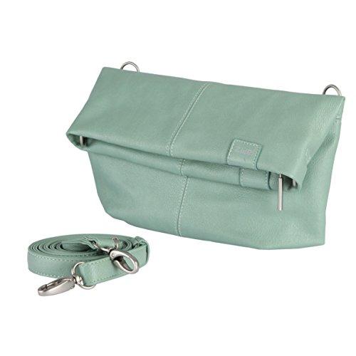 Due Mademoiselle M4/il sacchetto di sera borsa a tracolla Mint (Verde)