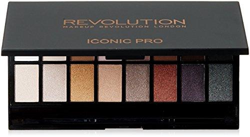 MAKEUP REVOLUTION Salvation Palette Iconic Pro 1, 16 g - Trend Lidschatten-duo