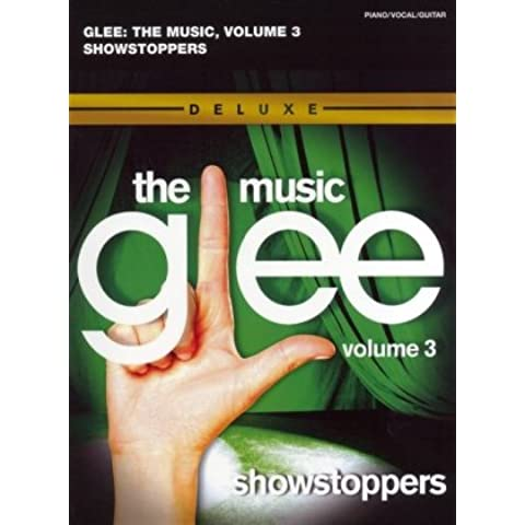 Glee the Music Season 1, Vol.3 Showstoppers Pvg (Piano Vocal Guitar)