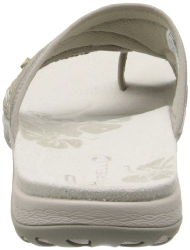 Merrell HOLLYLEAF J89118, Tongs femme Taupe