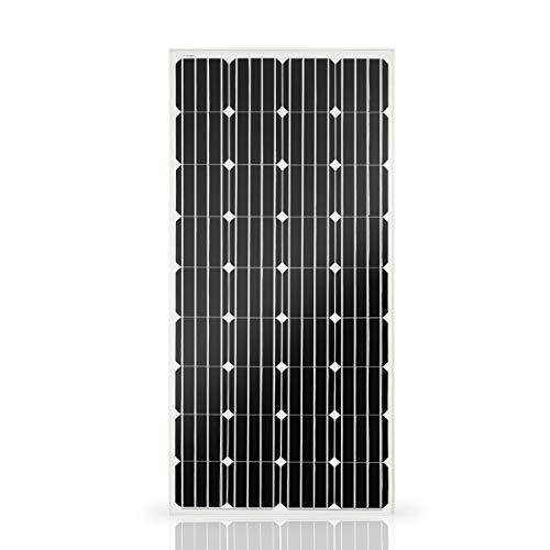 Betop-camp 160W 12V Solar Panel monokristalline Photovoltaik-PV-Modul für das Aufladen einer 12V-Batterie in einem Wohnmobil, Wohnwagen, Wohnmobil, Boot oder Yacht, oder Off-Grid Solar-pv-panels