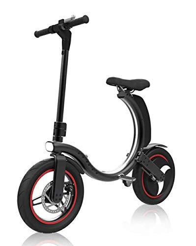 BYYLH Bicicleta Electrica Plegable Adulto Montaña Litio 48V Ruedas Doble Freno Disco E-Bike