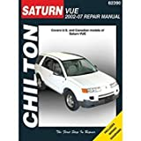 Chilton Saturn Vue, 2002 thru 2009 Repair Manual (62390)