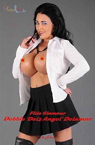 Fille Glamour: Debbie Delz Angel Delamar par  Ace Falcon