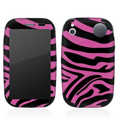 DeinDesign HP Palm Pre Plus Case Skin Sticker aus Vinyl-Folie Aufkleber Pink Muster Zebra Trend Palm Pre Pink Zebra