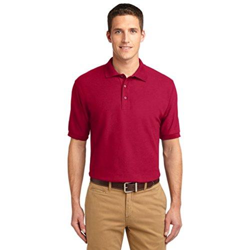 port-authority-silk-touch-sport-shirt-4xl-red