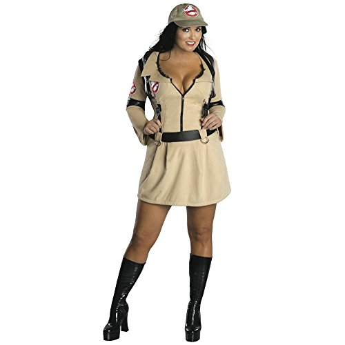 Ghostbusters Official Plus Size 18 Ladies Costume