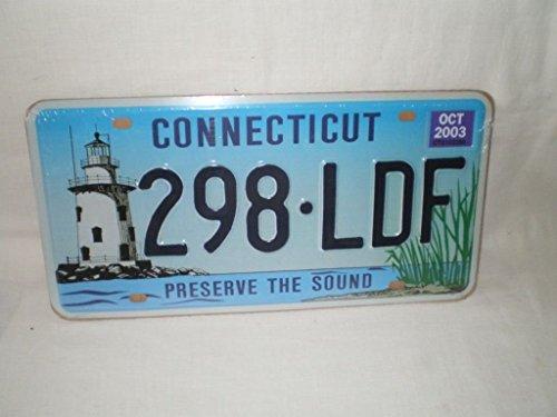 US-Nummernschild, Connecticut