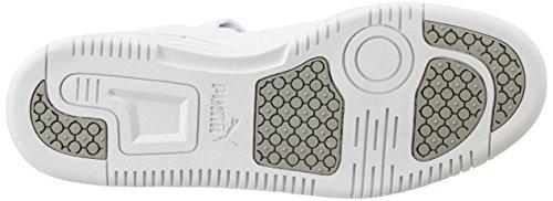 Puma Unisex-Erwachsene Rebound Street L Low-Top Weiß