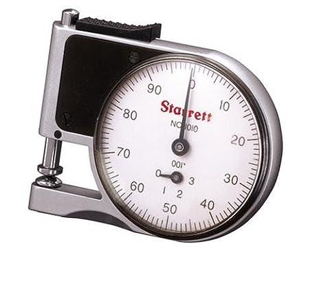 Starrett 1010z Cadran Indicateur Pocket Jauge d