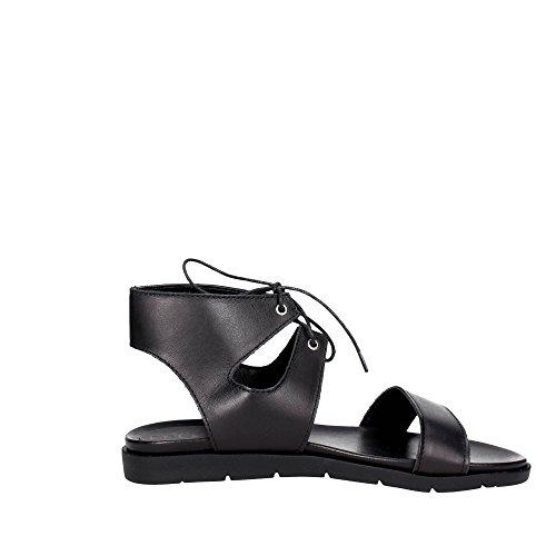 Pregunta IAL25635-CV 001 Sandale Femme Noir