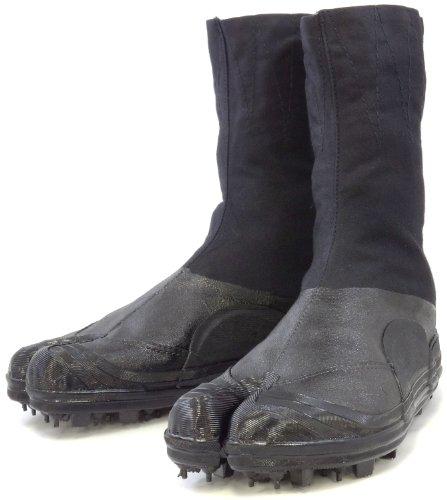spike-tabi-shoes-jikatabi-boots-rikio-durable-tabi-ninja-boots-jp-27cm-us-men-size-9-women-size-10-j