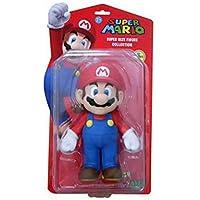 Action Figure Super Mario 23cm, un personaggio [Importación italiana]