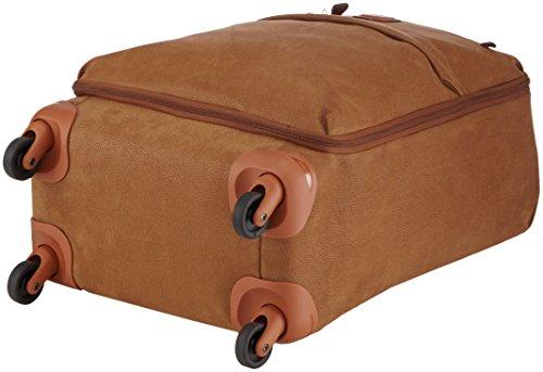 Bric's Rollkoffer, Life Trolley, braun - Renna, BLF18117.216 Renna