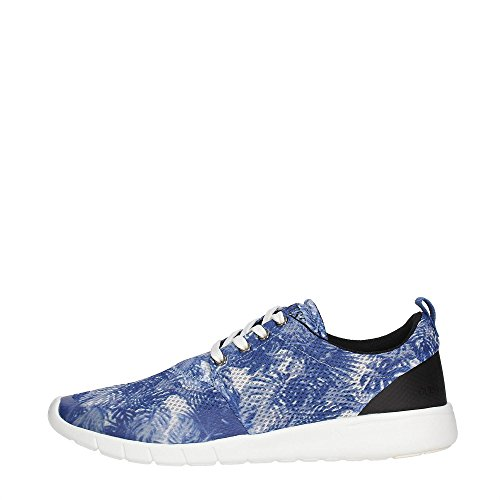 Guess FMJED2 FAM12 Sneakers Uomo Tessuto BLUE BLUE 42