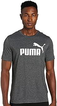 PUMA Men's ESS Heather T-S