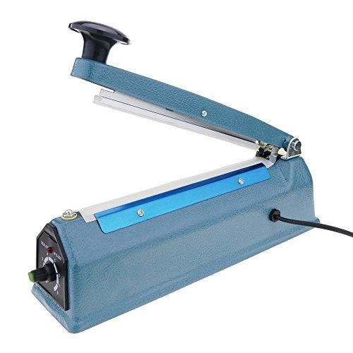 Cablematic Impuls Schweißgerät Metall Gehäuse Taschen Verschweißen 20 cm 200 mm - 2