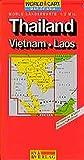 RV World-Länderkarte 1:2 Mio. Thailand - Vietnam, Laos