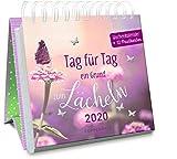 Tag für Tag ein Grund zum Lächeln 2020: Wochenkalender + 12 Postkarten (Jahreskalender) -
