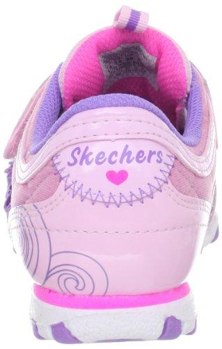 Skechers PrimaSweet Spun 82034L, Sneaker bambina Rosa (Pink (PMLT))