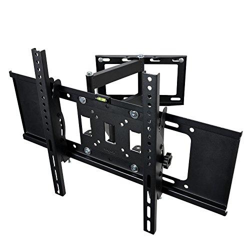 BPS- Soporte giratorio e inclinable de pared para TV 30-60 pulgadas de...