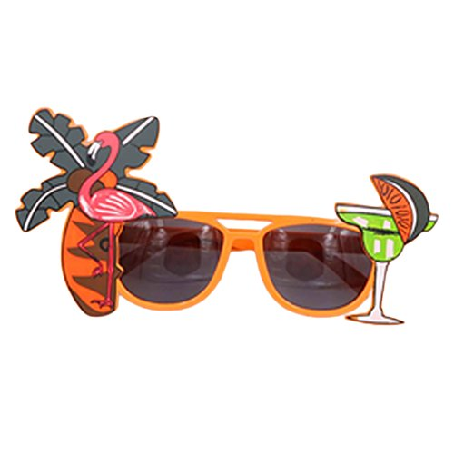 NoyoKere Hawaii Beach Flamingo Ananas Sonnenbrille Brille Bachelorette Hen Night Stag Party Favors Karneval Party Dekoration