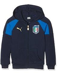 Puma enfants figc Italia Tribute 2006zipthr ough Pullover à capuche pour homme