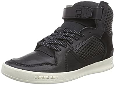 G-Star Yard Bullion Fencer, Chaussures Multisport Outdoor homme, Noir (400), 40 EU