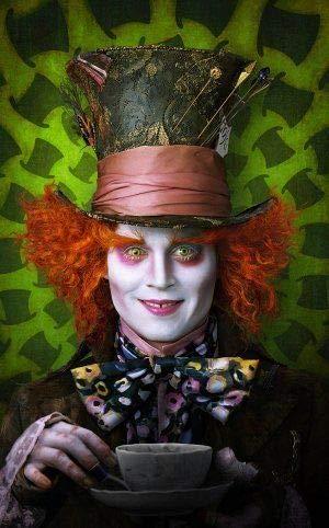 Mad Hatter Films - ALICE IN WONDERLAND - Johnny Depp