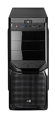 Aerocool V3X Boîtier PC Black Edition