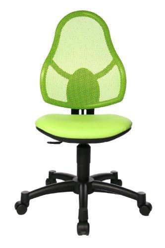Topstar Open Art Junior Drehstuhl für Kinder und Jugendliche, grün