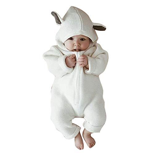 r Mit Kapuze Baby Strampler Für Babys Jungen Mädchen Kleidung Neugeborenen Kleidung Overall Infant Kostüm Baby Outfit ()
