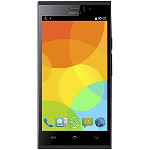 MyWigo Halley - Smartphone de 5