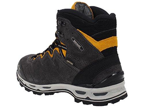 Meindl Schuhe Minnesota Pro GTX Men - anthrazit/gelb anthrazit/gelb Minnesota Pro GTX