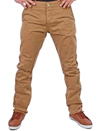 Redbridge Herren Chino Hose RB-182 Braun