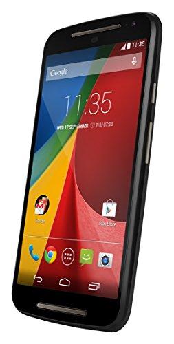 """Foto Motorola Moto G 3G (2 Generazione) Smartphone, Display 5"""", Fotocamera 8 MP, Memoria 8 GB, Android 4.4, Nero [Regno Unito]"""