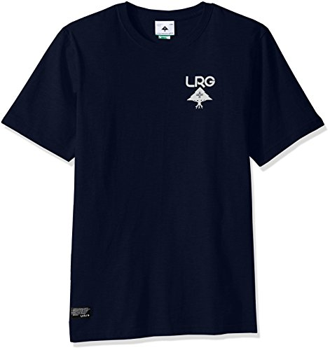 Herren T-Shirt LRG Logo Plus T-Shirt Navy