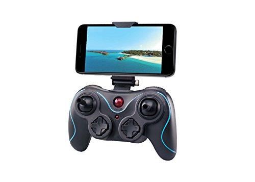 s-idee® 01540 Quadrocopter S183W HD KAMERA WIFI 4.5 Kanal 2.4 Ghz Drohne mit Gyroscope Technik DROHNE MIT WIFI FPV Drohne HD Kamera One Key Return Coming Home Funktion - 6