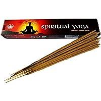 Green Tree Spiritual Yoga Masala Räucherstäbchen Box von 1Box, 15g preisvergleich bei billige-tabletten.eu