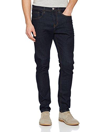 Blue Herren Jeans 32x32 (edc by ESPRIT Herren Skinny Jeans 028CC2B006, Blau (Blue Rinse 900), 36/32)