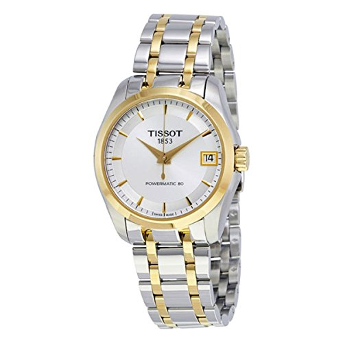 Tissot COUTURIER POWERMATIC 80 T035.207.22.031.00 Reloj Automático para mujeres