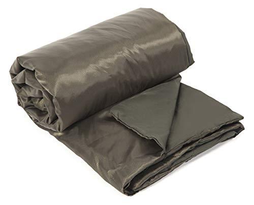 SnugPak Jungle XL Olive | Decke Decke für Camping Wandern, Notfall Survival| 72x 90