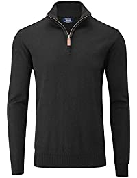 dd63f7b75bd1b Amazon.co.uk: Black - Jumpers / Jumpers, Cardigans & Sweatshirts ...