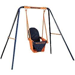 Balançoire Pliable avec siège bébé