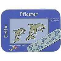 Kinderpflaster Delfin Dose 19 x 72 mm,20St preisvergleich bei billige-tabletten.eu