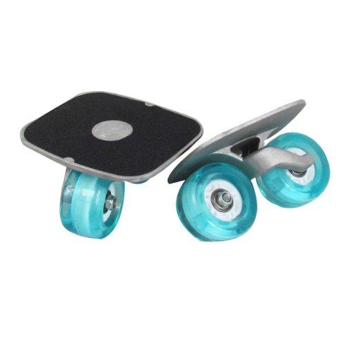 Free Line Skates Driften Flashing Roller Skating Rad mit Schraubenschlüssel