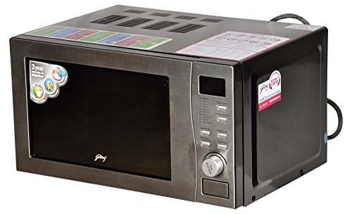 Godrej 20 L Convection Microwave Oven (GMX 20CA5 MLZ, Mirror)