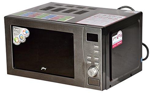 Godrej 20 L Convection Microwave Oven (GMX 20CA5 MLZ, Mirror)
